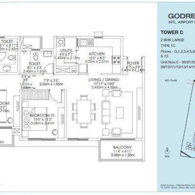 godrej-aqua-2-bhk-floor-plans